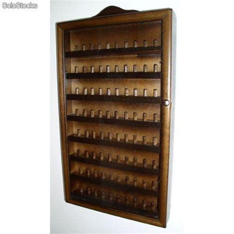 muebles expositores vitrina o mueble expositor de madera para dedales