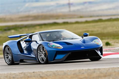 Review: 2017 Ford GT Supercar   WIRED