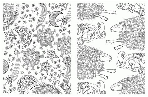 animals coloring book relaxation designs books relaxing coloring pages coloring home