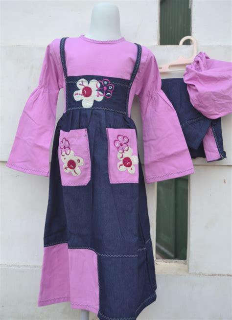 Baju Muslim Ibu Dan Anak 3 Tahun Jual Baju Muslim Anak Wanita 1 3 Tahun Ortucerdas