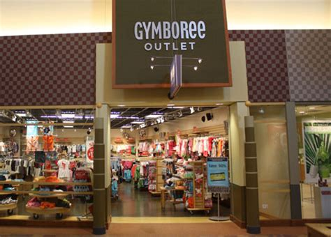 Outlet Stores by Gymboree Outlet Great Lakes Crossing Outlets