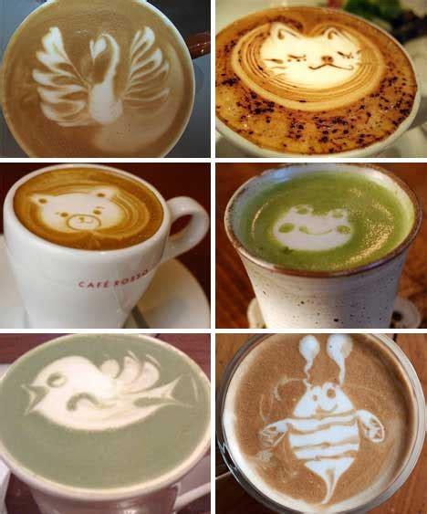 milk design on coffee designer baristas 50 incredible works of coffee latte
