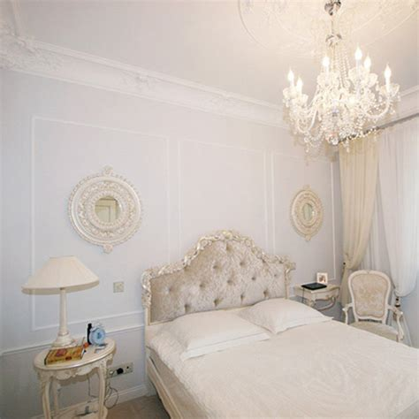white chandelier bedroom charming small rooms single apartment ideas
