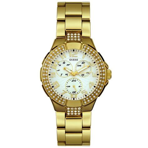 guess g13537l gold prism special discount