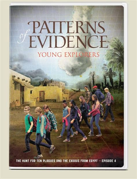 pattern of evidence trailer patterns of evidence young explorers episode 4