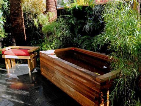 japanese soaking tub designs pictures tips  hgtv hgtv