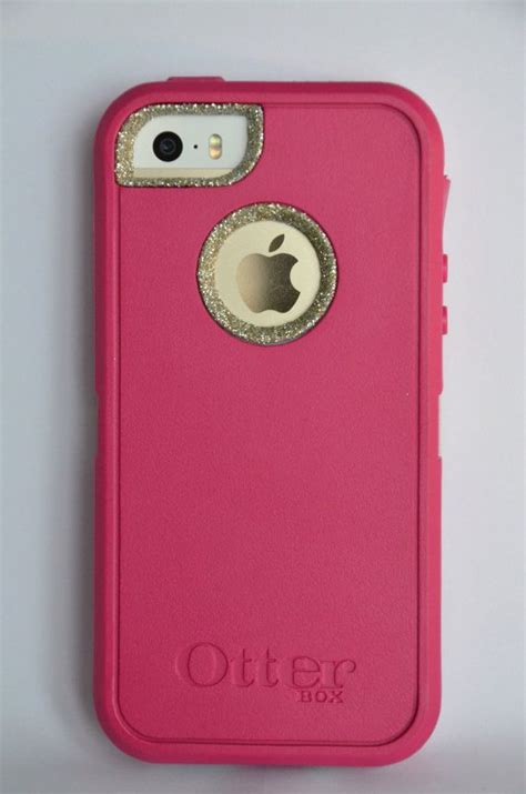 otterbox defender series case iphone  glitter  naughtywoman retail therapy iphone