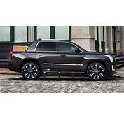 Carscoops  Cadillac Escalade