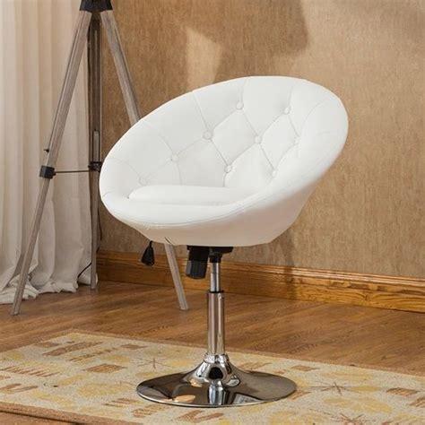 white stool chair for vanity vanity stool seat tufted dressing desk chair bedroom