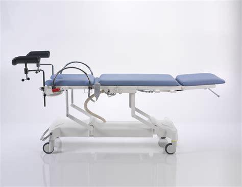 letto ginecologico jmm01 letto visita ginecologico nitrocare