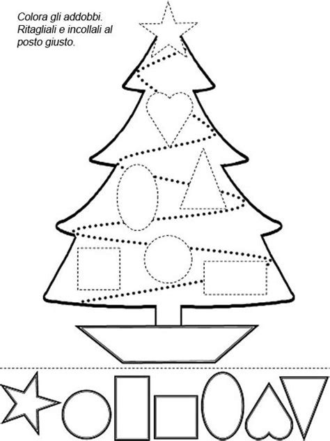 printable christmas tree shape natale christmas trees and shape on pinterest
