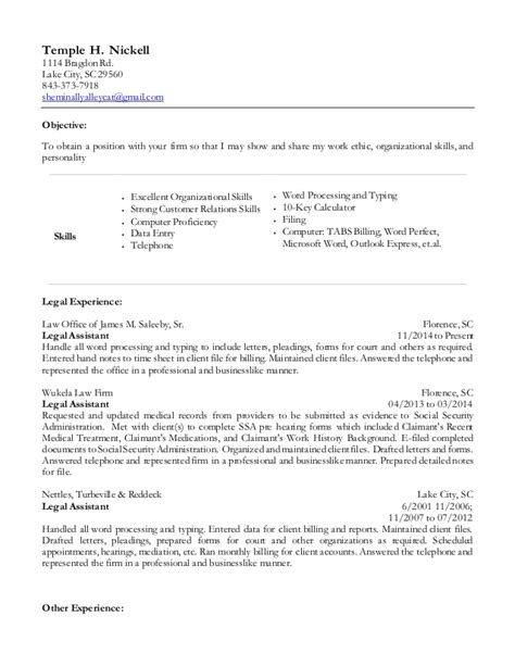 temple resume template temple s resume