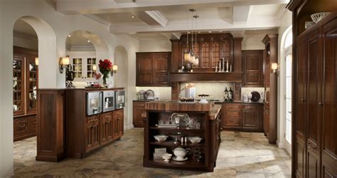 Elegant Traditions   Wood Mode   Fine Custom Cabinetry