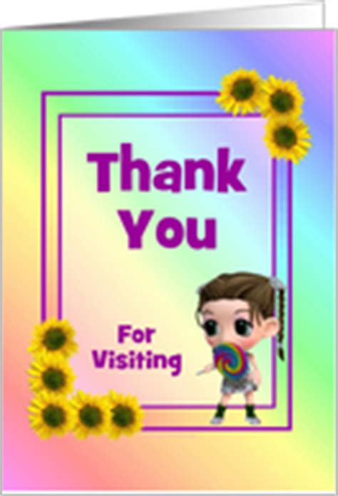 thank you card template for hospital shadowing thank you card for your hospital visit from greeting card