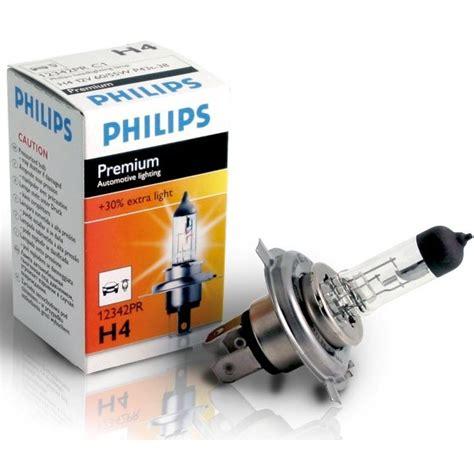 Philips Eco Vision H4 12v 60 55w Lu Mobil Tahan Lama philips 12342prc1 h4 vision 60 55w 12v p43t 30 auto kiev