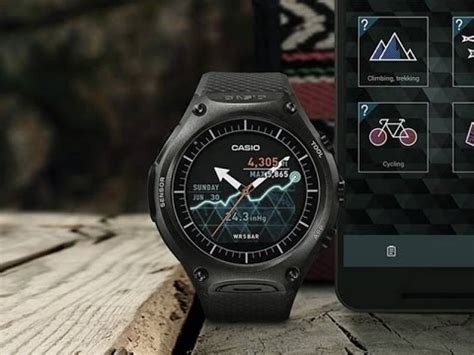 entrada outdoor gear casio smart outdoor watch with android wear launched youtube