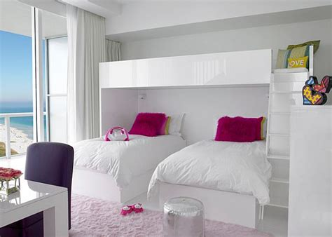 White Bedroom Furniture For Kids | magical kids bedrooms that will inspire your renovations