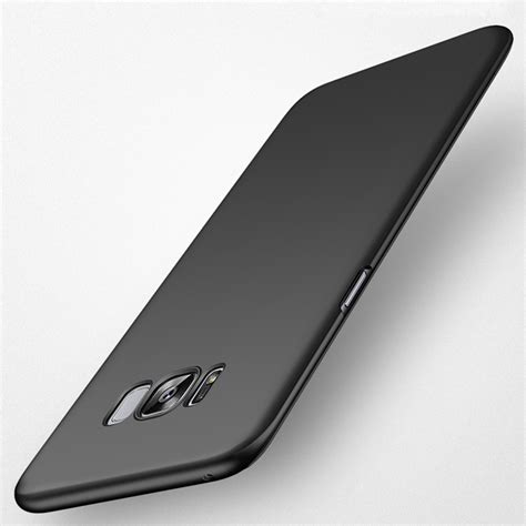 Acc Diztronic For Galaxy S7 Flat Matte Black Tpu aliexpress buy for galaxy s8 plus cover luxury slim back hybrid matte thin