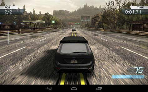 need for speed android the tablet test mini vs android nexus 7 featuring need for speed most wanted