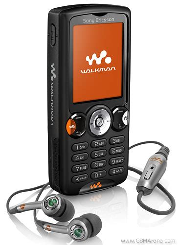 Sony W 810 sony ericsson w810 pictures official photos