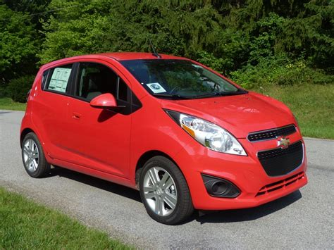 chevrolet spark ls review review 2013 chevrolet spark ls the about cars
