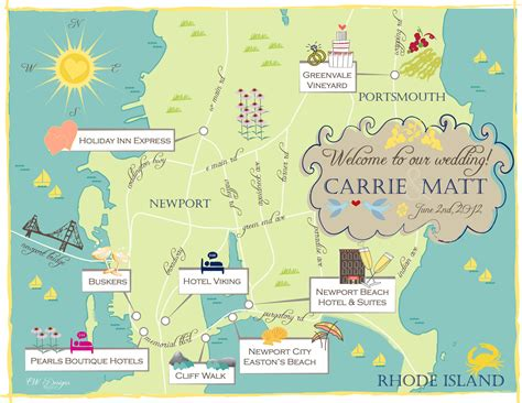 map customizer as seen on wedding custom wedding map newport rhode