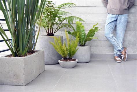 pasos  hacer tus propias macetas de cemento