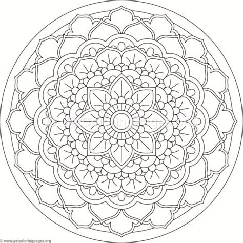 mandala coloring pages jumbo pictures of animal coloring pages birdbaby http