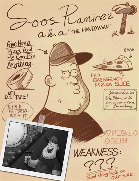 Mostly Harmless mostly harmless gravity falls falls au