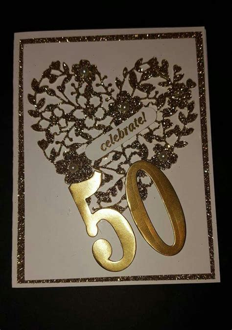 50th Wedding Anniversary Card Ideas by Best 25 50th Anniversary Cards Ideas On