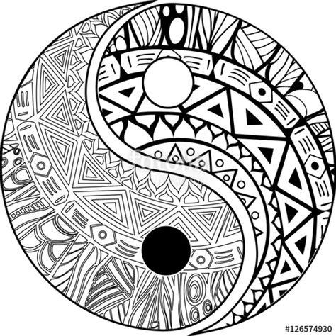 yin yang coloring sheet cute yin yang coloring sheets coloring pages