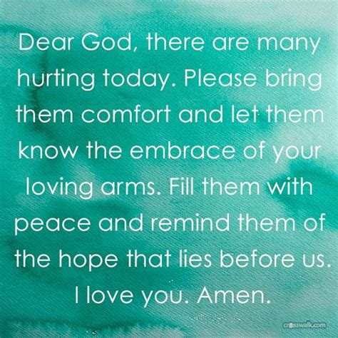 prayer for peace and comfort comfort amazing grace pinterest