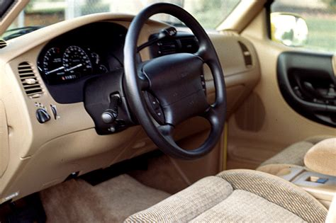 93 Ford Ranger Interior by 1993 97 Ford Ranger Consumer Guide Auto