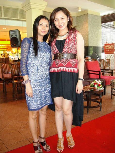 design dress pua kumbu kumang saribas and this is my story sarawak fashion