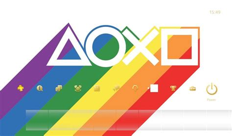 ps4 themes download uk sony celebrates london pride 2017 with free ps4 theme
