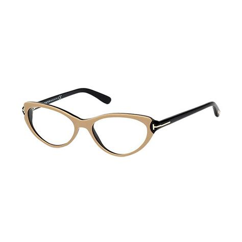 tom ford ft5285 074 s plastic cat eye