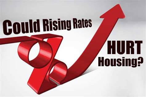 nh housing mortgage rising mortgage rates could hurt nashua nh housing
