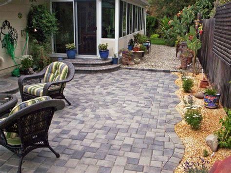 patio paving stones photos interlocking paver designs