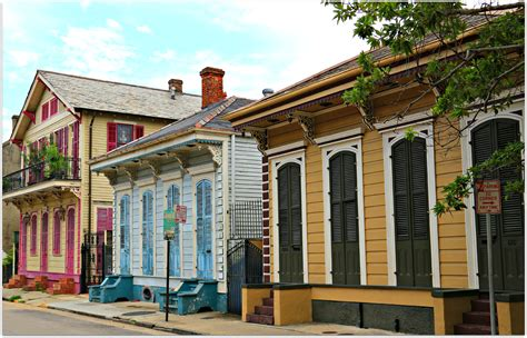 houses with in quarters new orleans homes and neighborhoods 187 quarter
