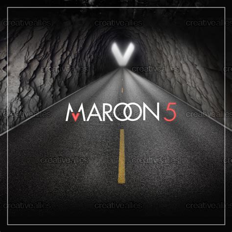 design cover maroon 5 maroon 5 album cover by kimkong