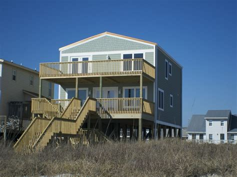Holden Beach Vacation Rental Vrbo 451025 4 Br Southern House Rentals Holden Nc