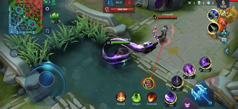yu zhong mobile legends hero  fighter  bisa