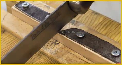 how to make knife sharpener knife sharpener