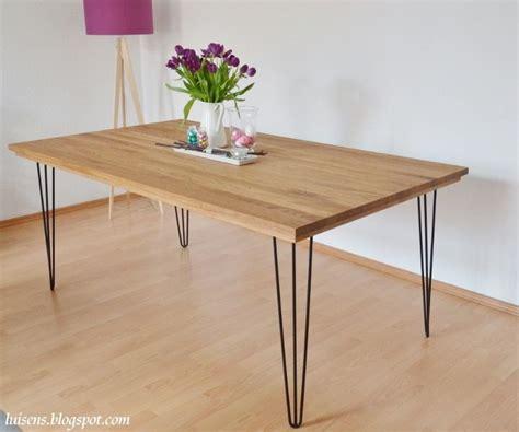 Tischgestell Metall Selber Bauen by Die Besten 17 Ideen Zu Tischbeine Auf