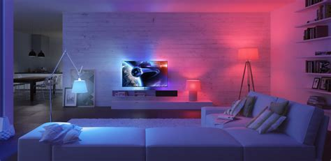 Phillips Hue Light by Philips Ambilight Hue Works Like Xbox Illumiroom Sort Of