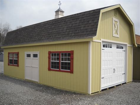 built in garage 16x32 ontario garage custom built garages dutch style