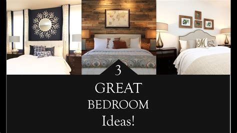 Great Bedroom Decorating Ideas by Interior Design 3 Great Bedroom Design Ideas Perfectlifestyle Info News For A
