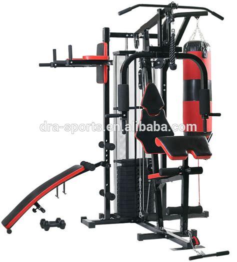 Banc De Musculation Suntrack by New Multi Home Station Avec H480 Halt 232 Re 100kg Poids