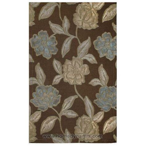 Blue And Brown Bathroom Rugs by Blue And Brown Rug Ebay