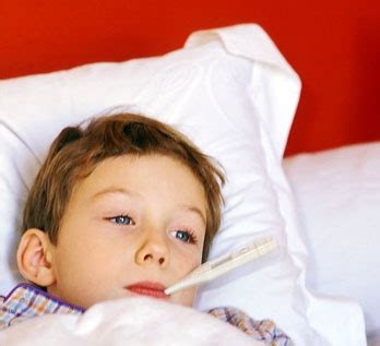Termometer Penurun Panas pertolongan pertama panas demam anak